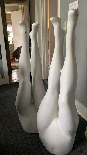 MANNEQUIN LEGS (2 SETS) for Sale in Wichita, KS