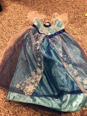 Disney Elsa dress for Sale in Smithfield, RI