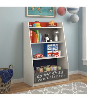 Kids Toy Storage - Bookcase (NEW, Already Assembled!) for Sale in Houston, TX
