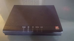 Zoom 5341J Modem 343 mbps docsis 3.0 for Sale in Anaheim, CA