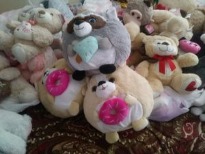 Stuffed animals for Sale in Haines City, FL