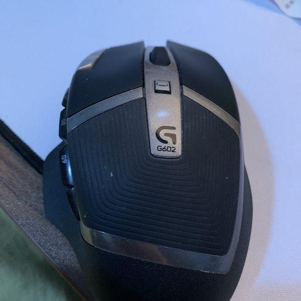 G602 Logitech Wireless Mouse Like New