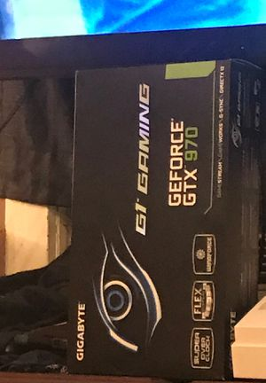 Gaming graphics card trade or sale for Sale in Elizabethton, TN