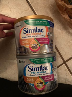 Similac sample sizes for Sale in Mesquite, TX