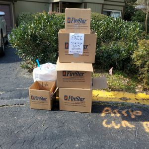 Free Moving Boxes for Sale in Chamblee, GA