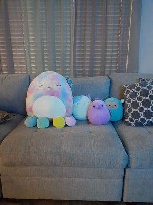 4 Squishmallows for Sale in Tolleson, AZ