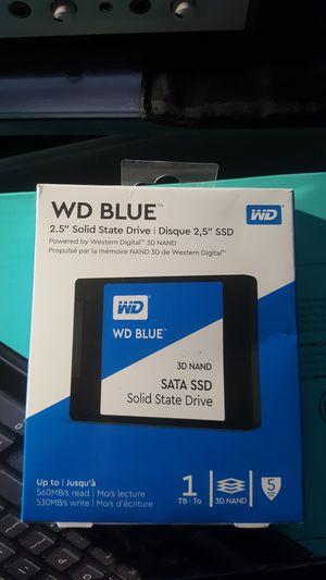 1 terabyte solid state hard drive $80 for Sale in Willingboro, NJ