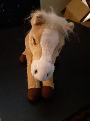 Stuffed pony toy for Sale in San Bernardino, CA