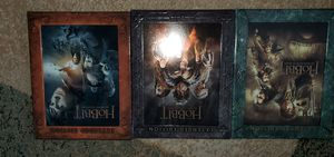 Lord of the Rings and The Hobbit Extended version Blu-ray for Sale in Belleair, FL