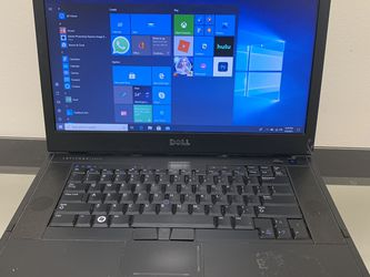 """15"""" Intel Core i5 Dell Latitude Laptop with 4 GB RAM, 320 GB HDD, Fully Loaded ** Very Reliable for everyday computing ** CD/DVD Burner, USB ports , for Sale in Tampa,  FL"""