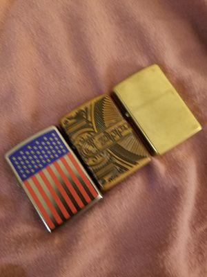 Zippo lighters for Sale in Lakeland, FL