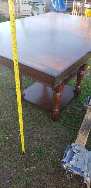 High dining table only no stools table only no stools table only for Sale in Bakersfield, CA