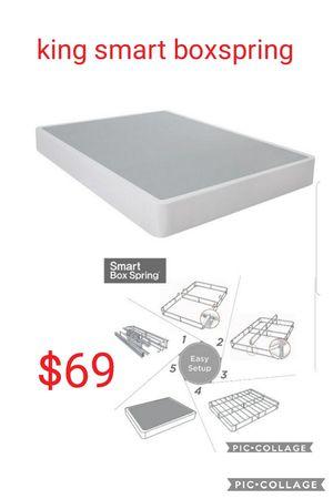 King smart boxspring for Sale in Las Vegas, NV