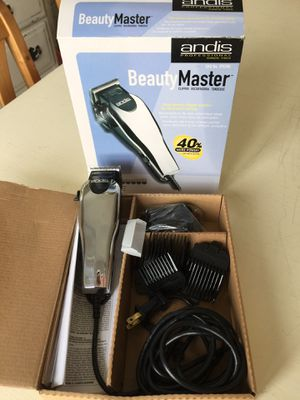 Andis Beauty Master Clipper for Sale in Leesburg, VA