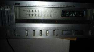 Jvc vintage stereo receiver for Sale in Riverview, MI