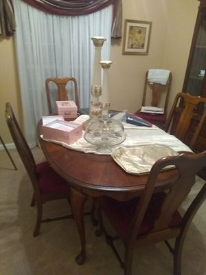 Antique Cherry Dinning Set for Sale in Louisville, KY