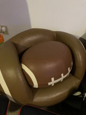 Kids chair with footrest for Sale in Centreville, VA