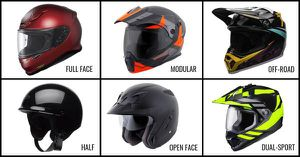 Motorcycle helmets/apparel/gear *brand new* *we finance* for Sale in Irving, TX