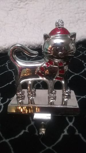 Cat stocking holder for Sale in West Warwick, RI