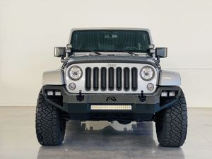 2017 Jeep Wrangler Unlimited Sahara - Fully Customized! Low Miles for Sale in Delray Beach, FL