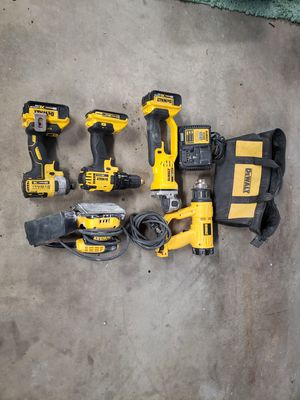 DeWalt set of tools for Sale in Federal Way, WA