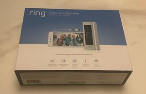 Ring Doorbell Pro for Sale in Brentwood, TN