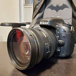 Nikon D600 - Sigma 24-70mm f/2.8 IF EX DG HSM for Sale in Queens, NY