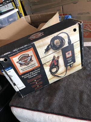 Harley Davidson Motorcycle battery tender for Sale in Franklin Township, NJ