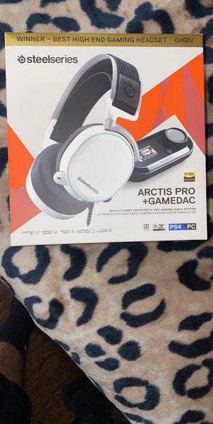 PS4/PC headset for Sale in San Bernardino, CA