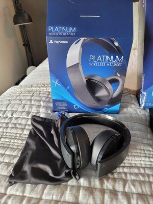 Sony Platinum Wireless Headset for Sale in Salt Lake City, UT