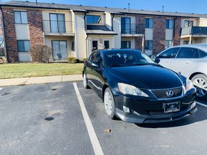 Lexus IS 250 awd 2007 for Sale in Greenfield, IN