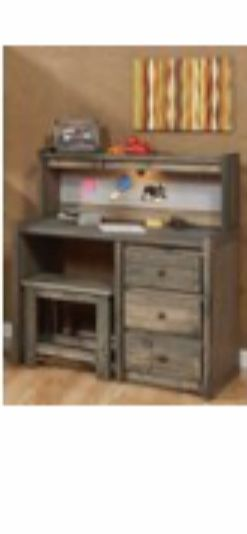 """Kania kids 45.5"""" desk with hutch for Sale in FL, US"""