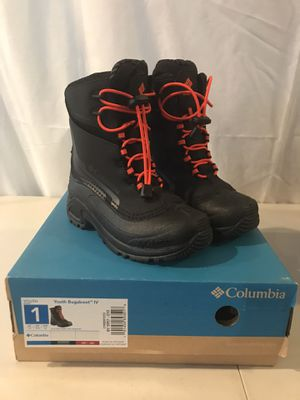 Youth kids winter boots snow boots size 1,2 or 3 available Brand New for Sale in Thornton, CO