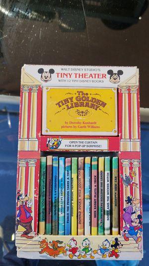 Walt Disney studio's tiny theratetr 1981 for Sale in Rancho Cordova, CA