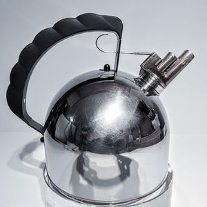 Vintage Alessi 9091 Teapot Kettle Richard Sapper Train Whistle for Sale in Kirkland, WA