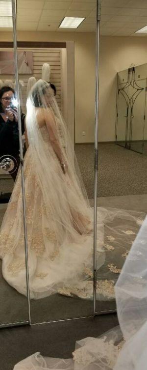 Wedding dress, David's Bridal for Sale in Martinsburg, WV
