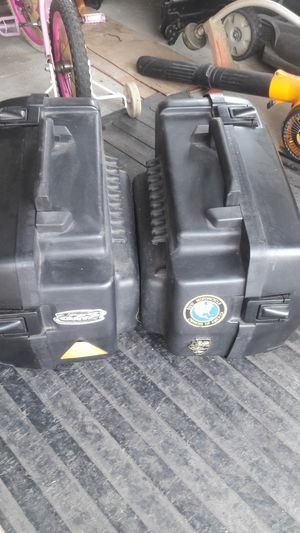 Hard cases for BMW motorcycle for Sale in Orland Park, IL