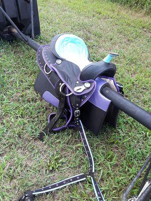 Saddle 15 in for Sale in Zebulon, NC