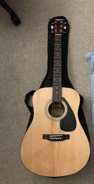 Yamaha Guitar with case for Sale in Arvada, CO