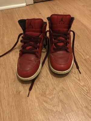 Nike Air Jordan Retro 1 Red for Sale in Macon, GA