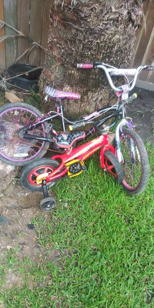 2 kids bike for Sale in Spring, TX