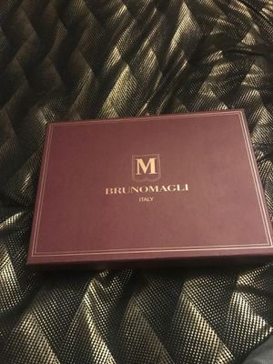 Bruno Magli belt set with wallet 🇮🇹 Italy for Sale in Richmond, CA