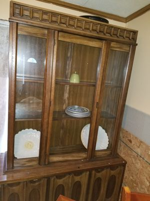 Wooden hutch for Sale in Ephrata, PA