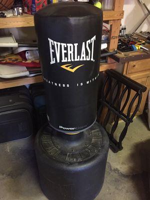 Everlasting punching bag stand for Sale in Vineyard, UT