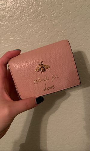 GUCCI BLIND FOR LOVE WALLET for Sale in Dallas, TX