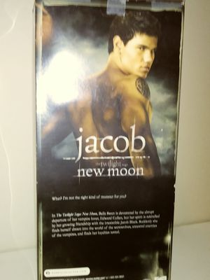 Limited Edition Twilight Jacob New Moon Barbie Collectable for Sale in Wilmer, TX