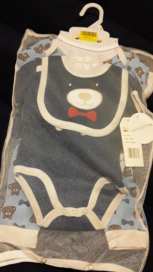3 to 6 months baby boy outfit for Sale in Lewisville, TX