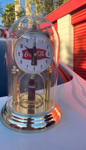 Antique Coca Cola clock for Sale in Grand Terrace, CA
