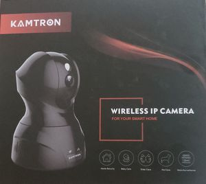 Wireless camera for your smart home for Sale in Nashville, TN