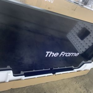 """75"""" The Frame TV Samsung for Sale in Indianapolis, IN"""